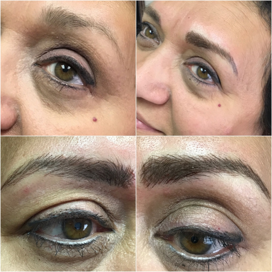 Complete Brow Microblading